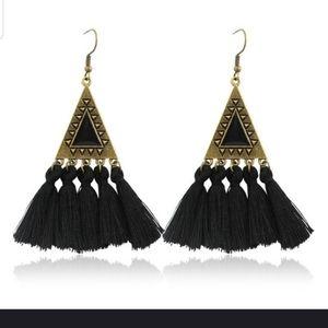 Jewelry - Beautiful Bohemian tassel earrings
